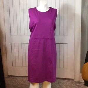 NWT OLD NAVY PURPLE DRESS 4X PLUS